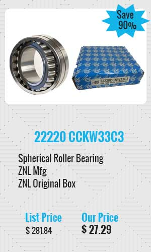ZNL Spherical Roller Bearing